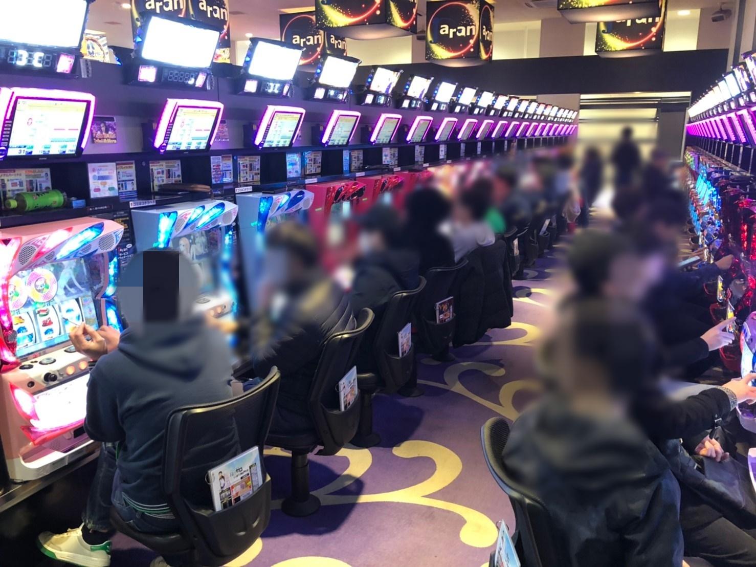 2/8 ジャラン小松店 結果報告!