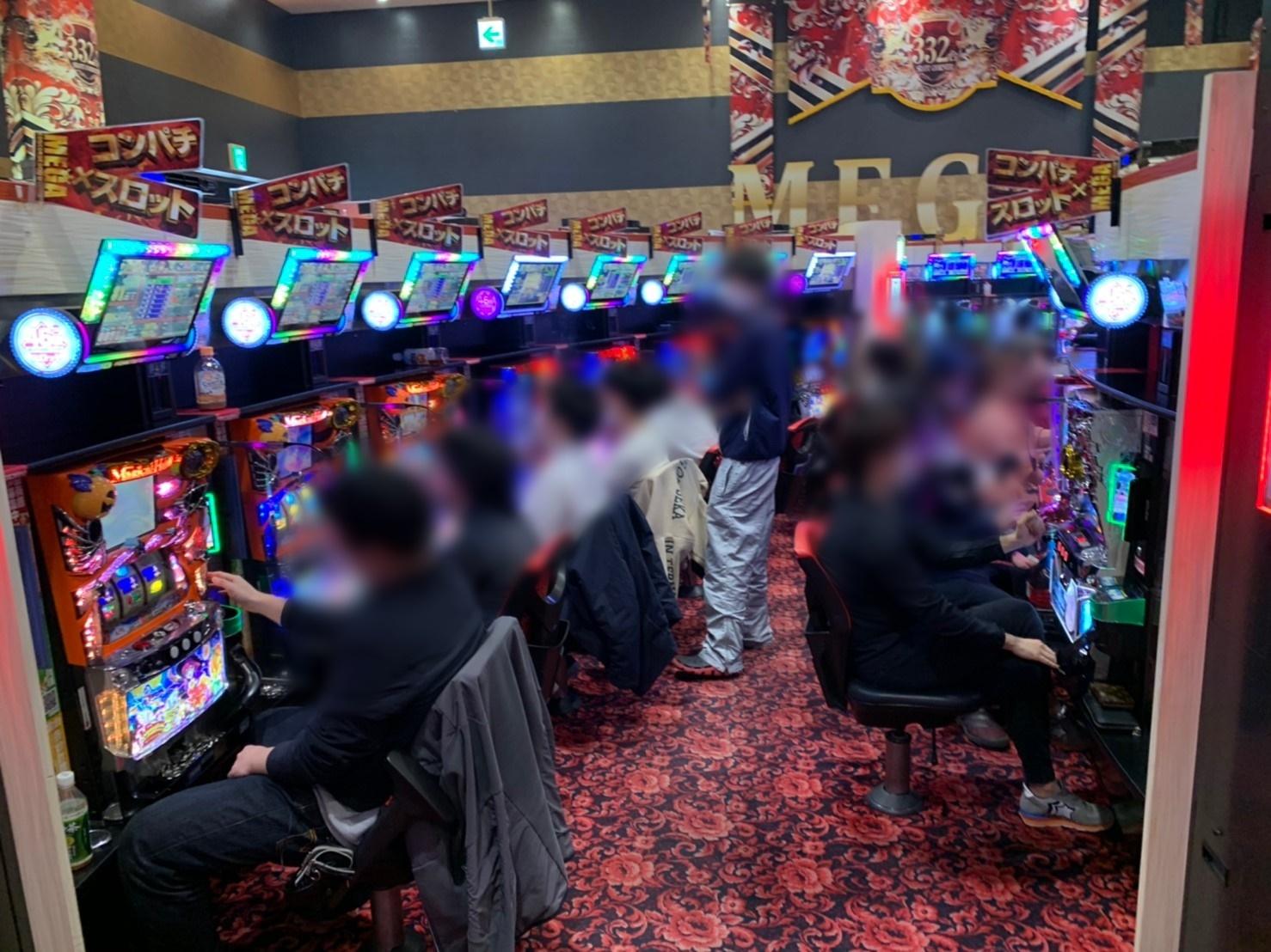 3/7 メガコンコルド800春日井店+ 結果報告!