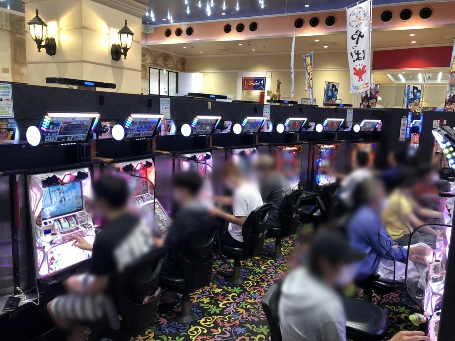 6/6 メガコンコルド1177大口41号通り店 結果報告!