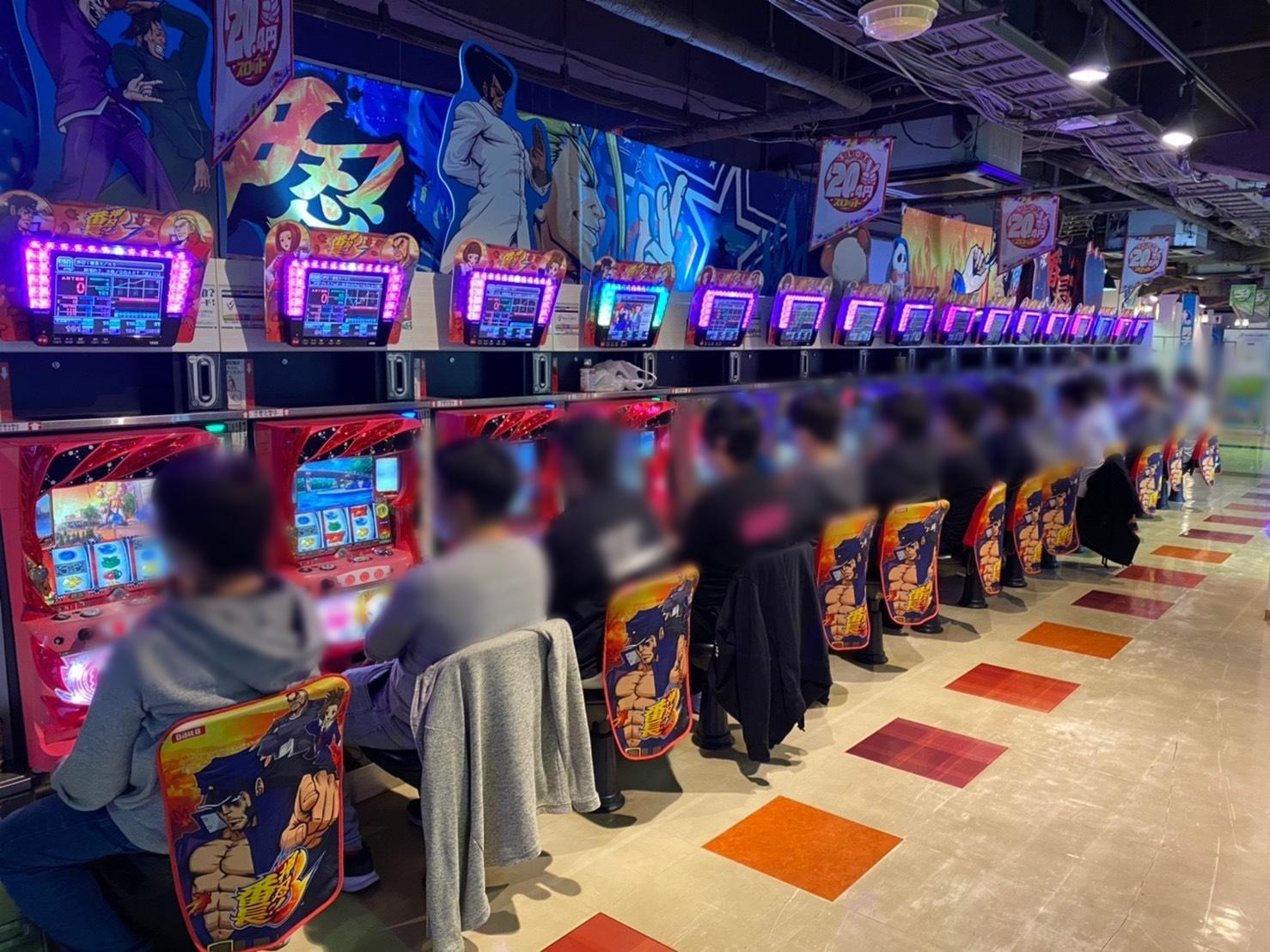 【大幅プラス!4台系吉宗3が全台プラス!】4/23 ヴィーナスギャラリー神戸店 結果報告!